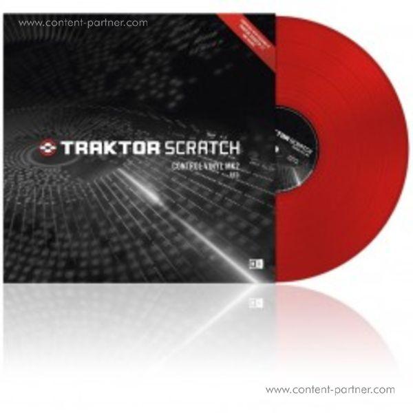 Native Instruments - Control Vinyl MK2 ROT (Back)