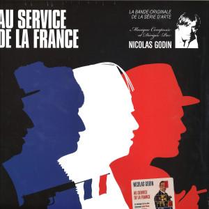 Nicolas Godin - Au Service De La France