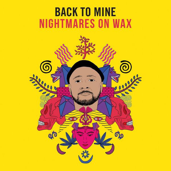 Nightmares On Wax - Back To Mine (2LP)