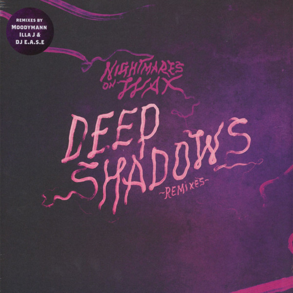 Nightmares On Wax - Deep Shadows - Remixes (Incl. Moodymann Remix!)