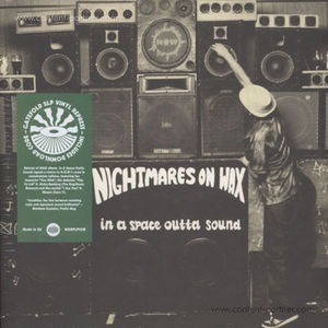 Nightmares On Wax - In A Space Outta Sound (2LP+MP3/Gatefold
