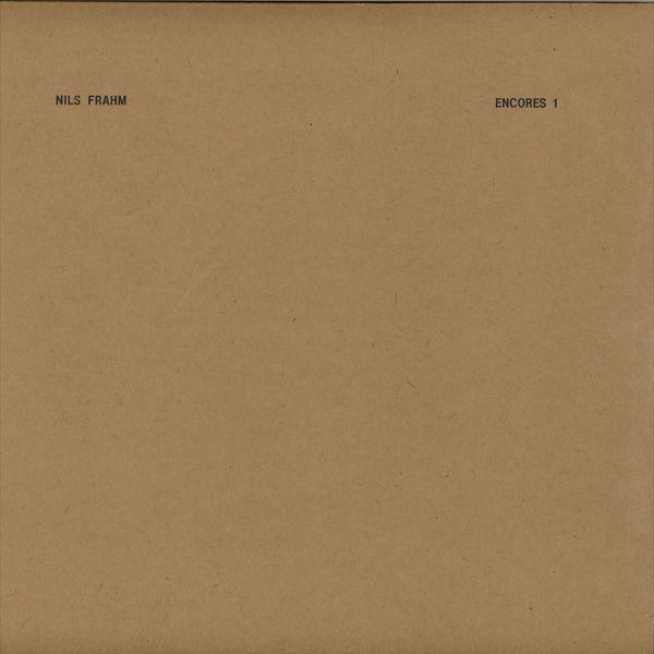Nils Frahm - Encores 1 (EP)
