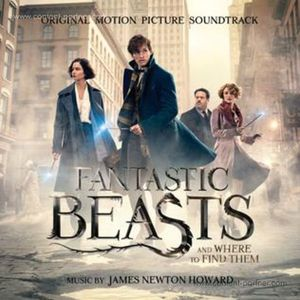 O.S.T. - Fantastic Beasts And Where To Find Them (2LP)