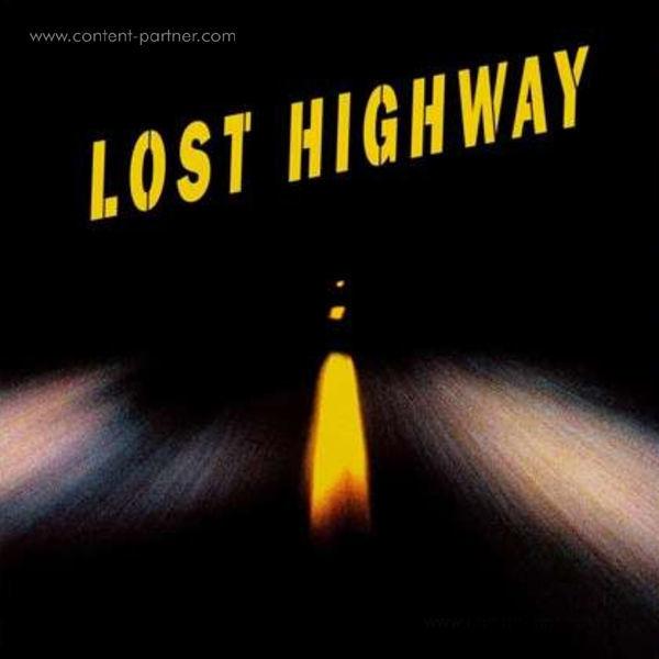 O.S.T. - Lost Highway (Ltd. 20th Anniv. Blinding Blue 2LP)