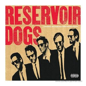 O.S.T. - Reservoir Dogs (Ltd. Red Clear Vinyl LP)