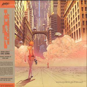 OST/Eric Serra - The Fifth Element (180g 2LP reissue)