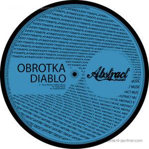Obrotka - Diablo (Negru & Chriss Ronson Remixes)