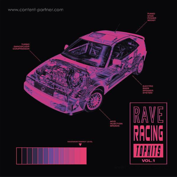 Oiwa - Rave Racing Top Hits Vol. 1