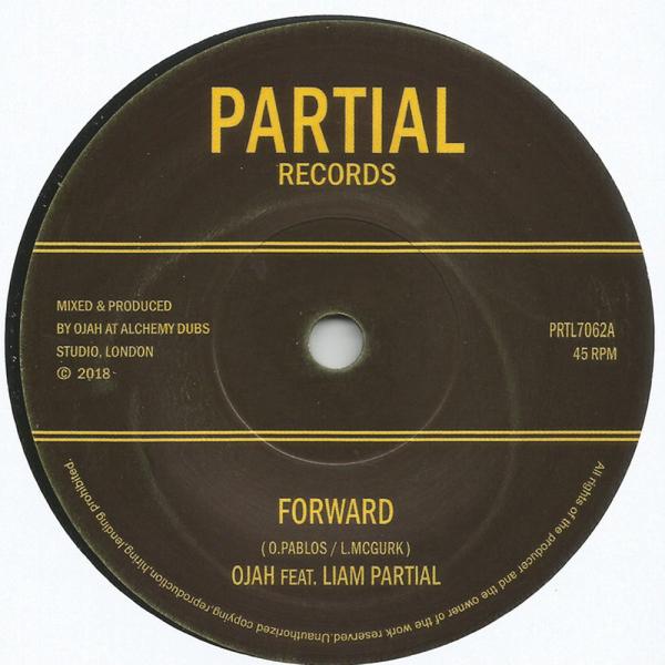 Ojah feat. Liam Partial - Forward