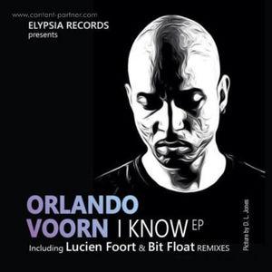 Orlando Voorn - I Know Ep
