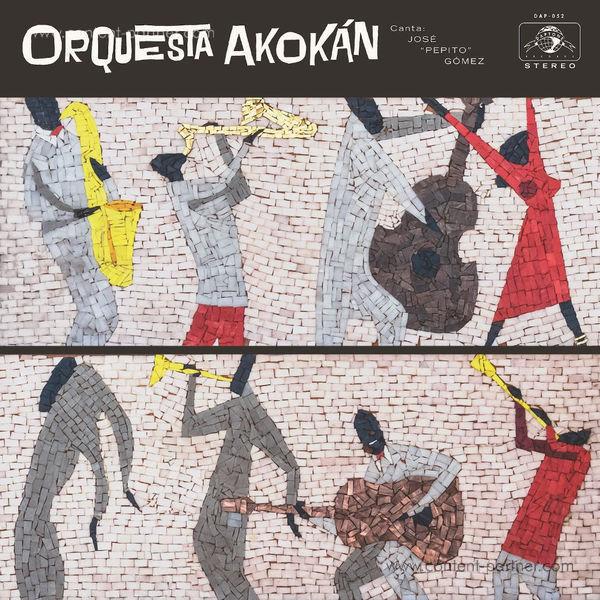 Orquesta Akokan - Orquesta Akokan (LP+MP3)