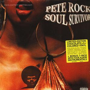 Pete Rock - Soul Survivor (Colored 2LP+7'')