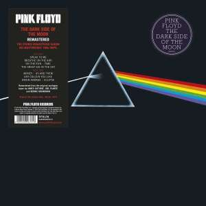 Pink Floyd - The Dark Side Of The Moon (180g Remastered LP)