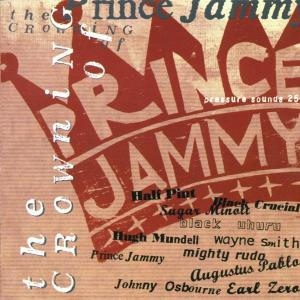 Prince Jammy - The Crowning Of Prince Jammy