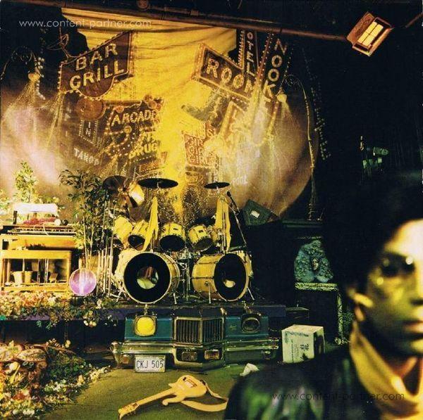 Prince - Sign O' The Times (Back)