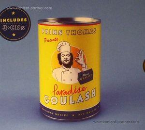 Prins Thomas - Paradise Goulash (3CD Mixed)