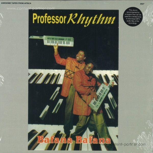 Professor Rhythm - Bafana Bafana (LP)