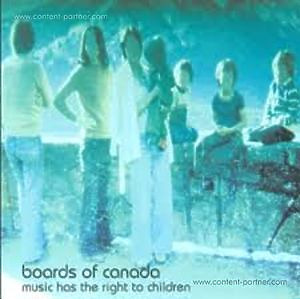 Boards Of Canada - Music Has The Right To Children (2LP+MP3)