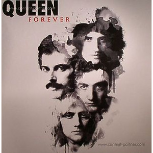 Queen - Forever (limited LP Boxset)