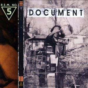 R.E.M. - Document (Ltd. Vinyl Edition)