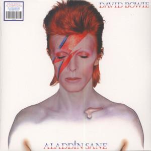 David Bowie - Aladdin Sane (Ltd. 45th Anniv. Silver Vinyl)