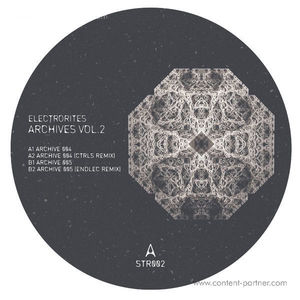 Electrorites - Archives Vol. 2 (CTRLS, Endlec Remixes) [Colored]