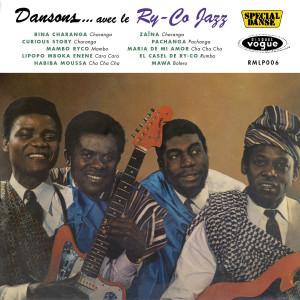 RY-CO JAZZ - Dansons... Avec Le Ry-Co Jazz (Back)