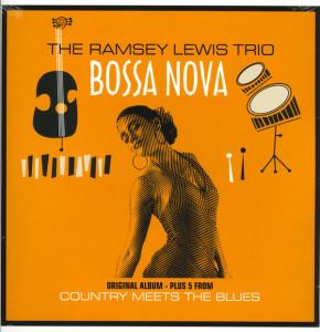 Ramsey Lewis - Bossa Nova (180g LP reissue)