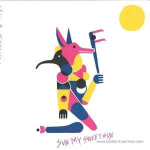 Red Axes - Sun My Sweet Sun (Reissue 2019)