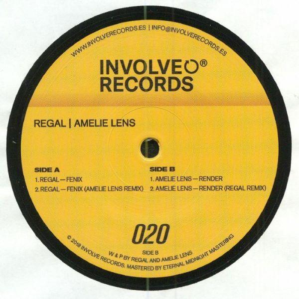 Regal & Amelie Lens - Involve 20