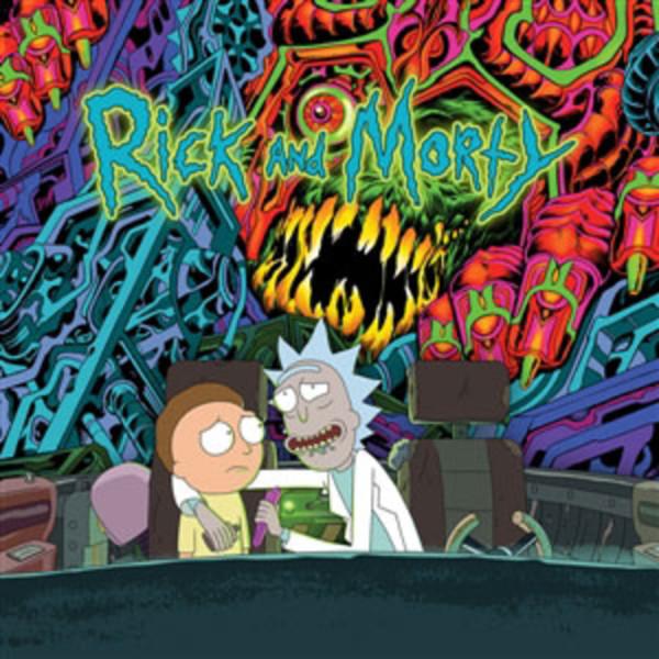 Rick and Morty - THE RICK AND MORTY SOUNDTRACK (Ltd Box Set)