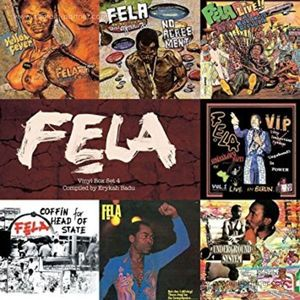 Fela Kuti - Box Set No4 Curated By Erykah Badu