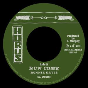 Ronnie Davis - Run Come