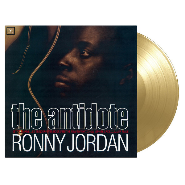 Ronny Jordan - The Antidote (Ltd. Gold Vinyl LP)