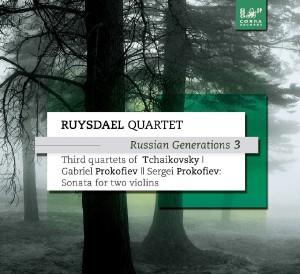 Ruysdael Quartet - Russian Generations 3