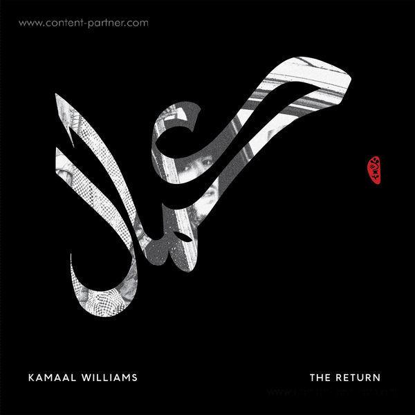 Kamaal Williams - The Return (180g LP + Mp3)