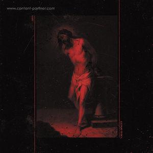 SNTS - Cruel Opacity [Transparent Red & Black Mixed Vinyl