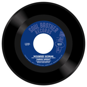 Sandra Wright - Wounded Woman/Midnight Affair (Remastered)