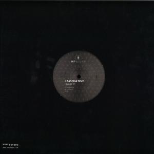 Sascha Dive - E-Dancer EP (Back)