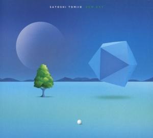 Satoshi Tomiie - New Day (CD)