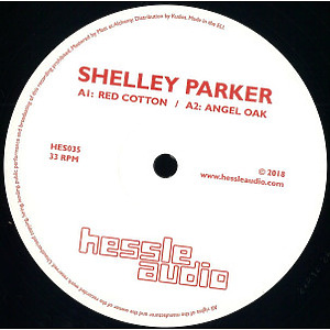 Shelley Parker - Red Cotton EP