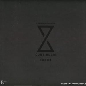 Shlømo / VRIL / Luigi Tozzi / Delta Funktionen - Continuum 4: Sonos [full colour sleeve] (Back)