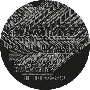 Shlomi Aber - Lost In Humanity