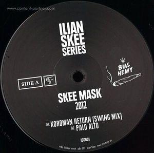 Skee Mask - 2012