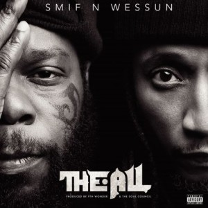 Smif N Wessun - The All (LP)