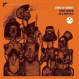 Sons Of Kemet - Your Queen Is A Reptile (2LP)