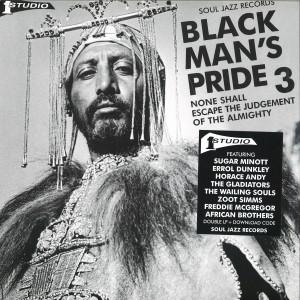 Soul Jazz Records Presents - Black Man's Pride 3