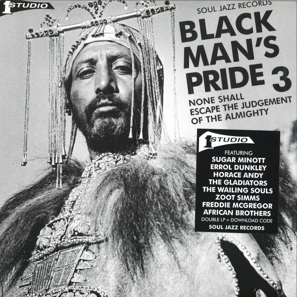 Soul Jazz Records Presents - Black Man's Pride 3