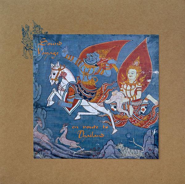 Sound Voyage - En Route To Thailand (180g LP, Handstamped) (Back)