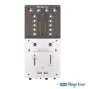 Stageline Mixer - mpx-40